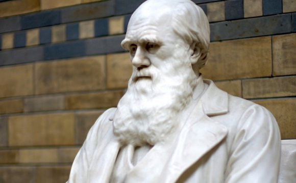 Charles Darwin and the