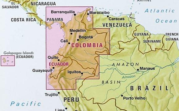 Colombia & Ecuador Road