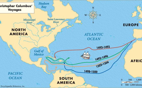 Map/Still:The four voyages of