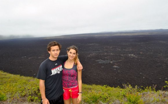 The islands of Galapagos