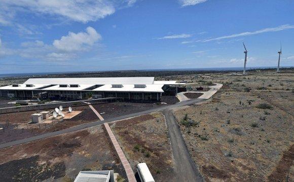 Galapagos Islands Airport an