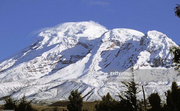 Ecuador, Chimborazo, Highest