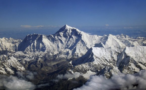 Mount Everest is Not The