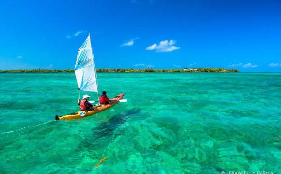 Paradise in Belize with Island