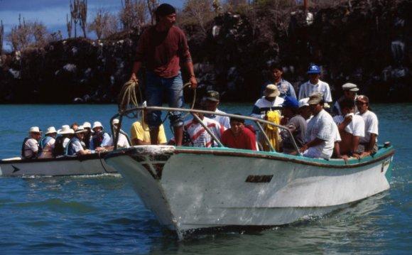 Galapagos Threats Section