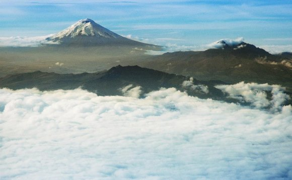 Volcano Alley; The high Andean