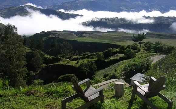 Ecuador mountains
