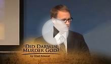 1205 - Reason for the Faith / Did Darwin Murder God