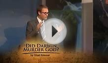 1201 - Did Darwin Murder God / Did Darwin Murder God