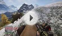 Far Cry 4 highest point possible and longest wing