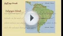 Galapagos Islands (Tectonic Plate Project)